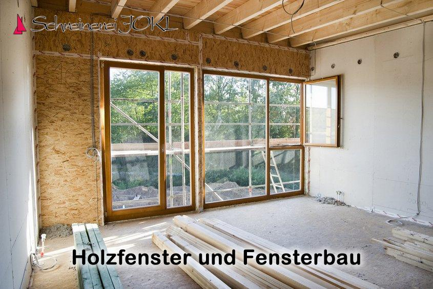 Fensterbau, Holzfenster in  Neenstetten