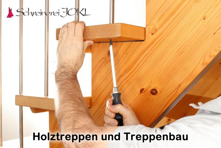Treppenbau, Holztreppen in  Bad Herrenalb