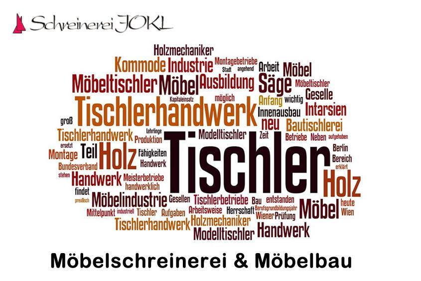 Möbelschreinerei für  Bischbrunn