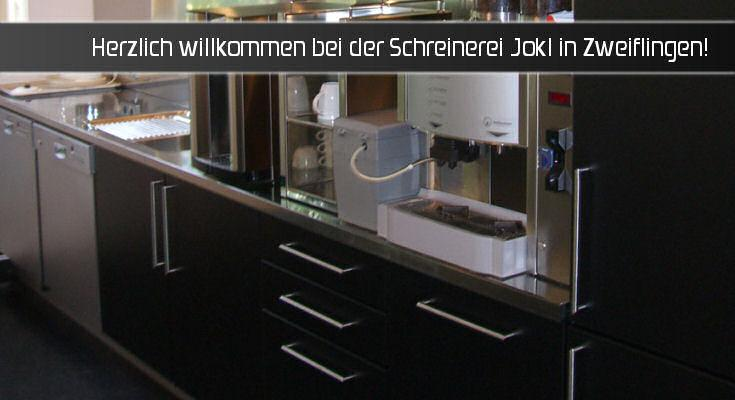 Schreiner für Eggenstein-Leopoldshafen - Schreinerei-Jokl: Haustüren, Treppen, Einbauschränke, Innenausbau, Badmöbel.